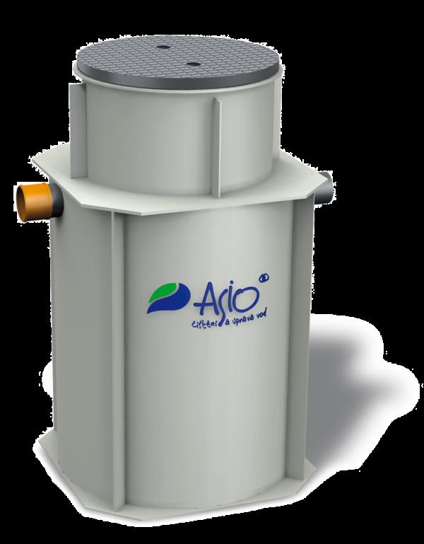 Domová čistiareň odpadových vôd AS-VARIOCOMP 5K